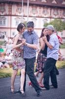 Milonga na kolonádě | Luhačovice | 6.7.2015